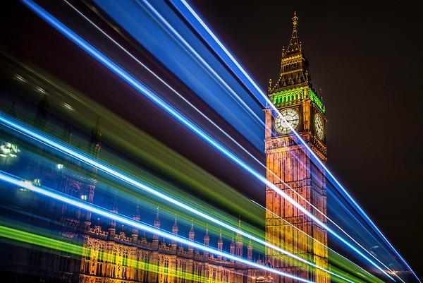 Streaking Parliament