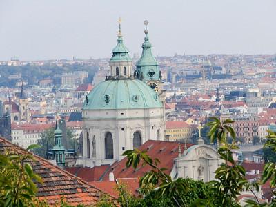 """""""Prague ,, Czechoslovakia."""