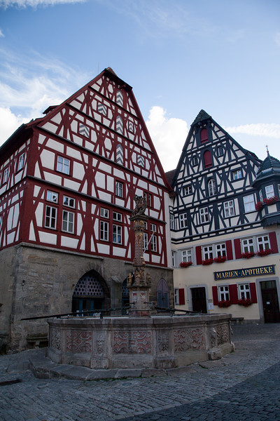 Town Square, Rothenburg Germany