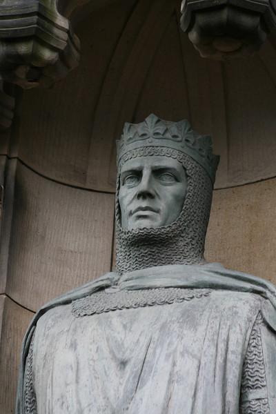 "Robert ""The Bruce"" - Scotland's Edinburgh Castle"