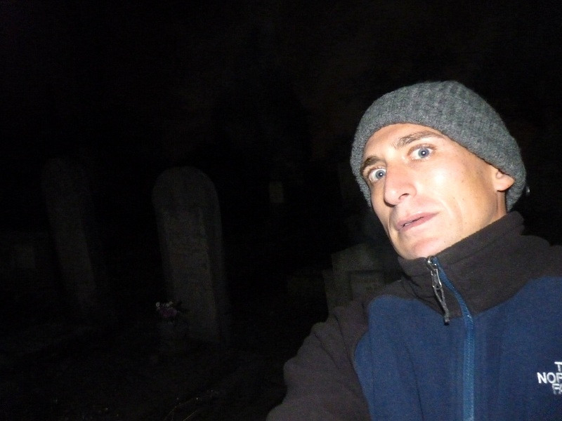 Graveyard in Sighisoara 4