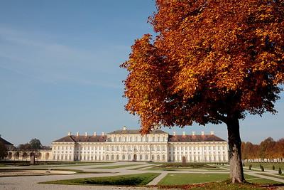 Schleißheim Palace.