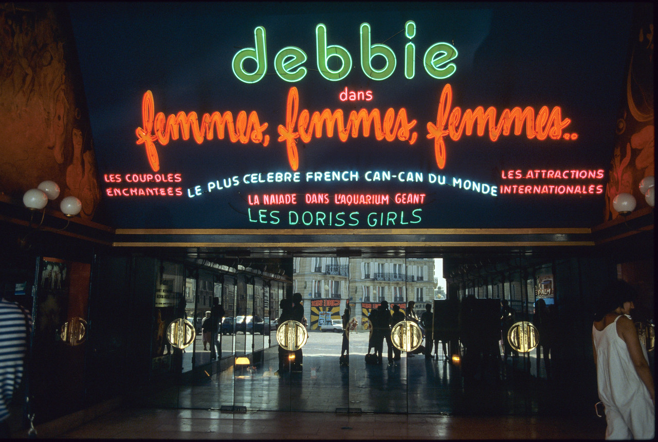 Paris - August 1985