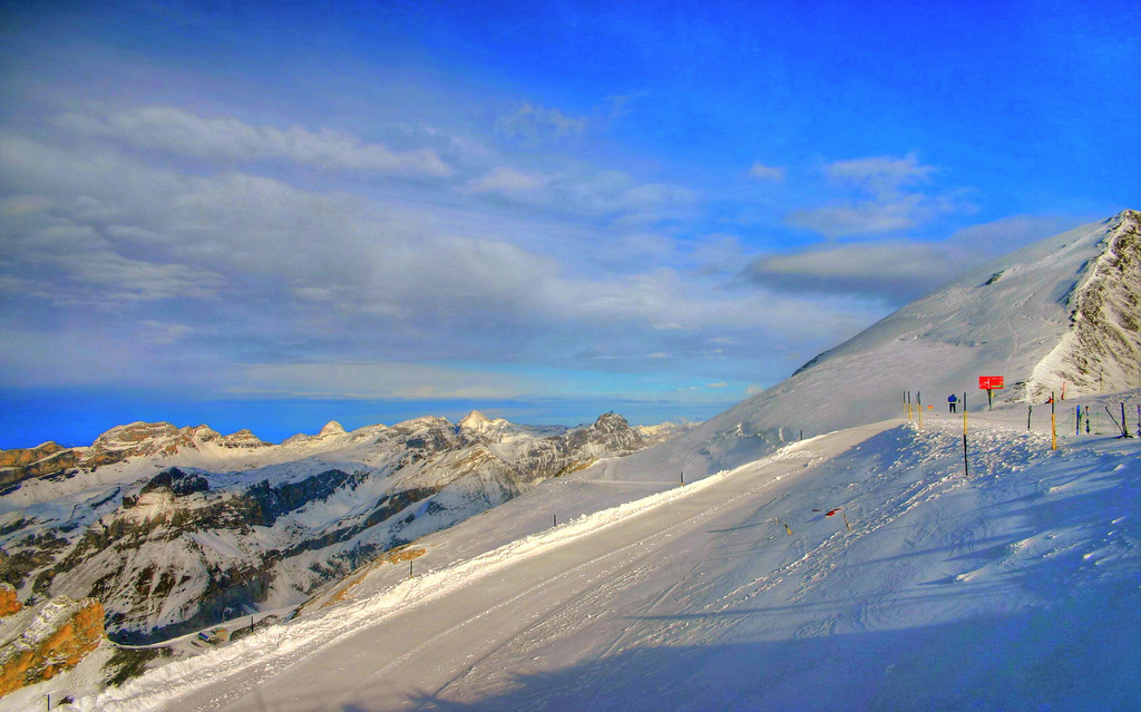 Jungfraujoch HDR