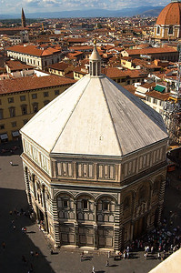 The Baptistery of Saint John.
