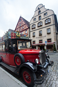 Kathe's Christmas Truck,  Rothenburg Germany
