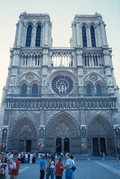 Notre Dame - August 1985