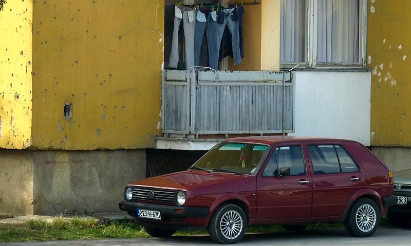 Bullet Holes, Bosnia