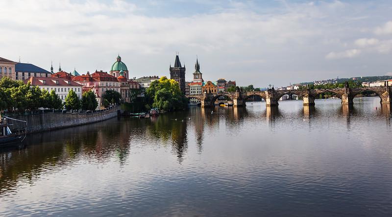 Along the Vltava River 1, Prague, Czech Republic_5675 copy