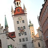 Marienplatz. Munich, Germany.