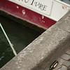 Along the Seine.