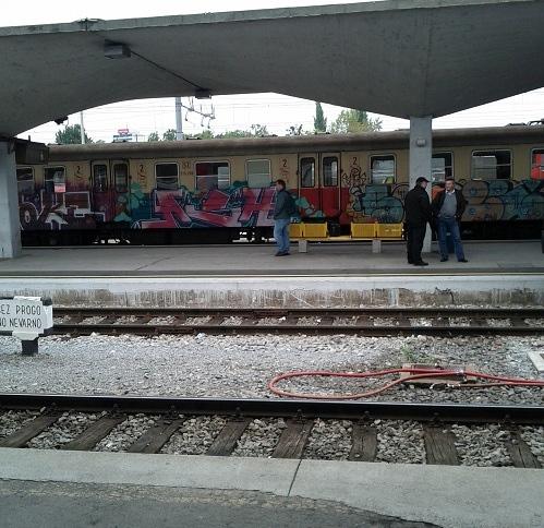 Ljubljana Train Station