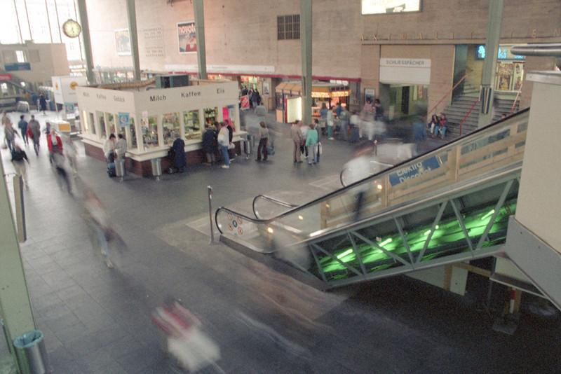 Railway station, Munich
