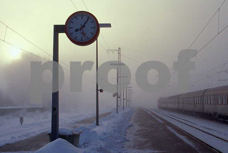 Freilassing train station 021891