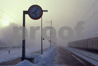 Freilassing train station 021891