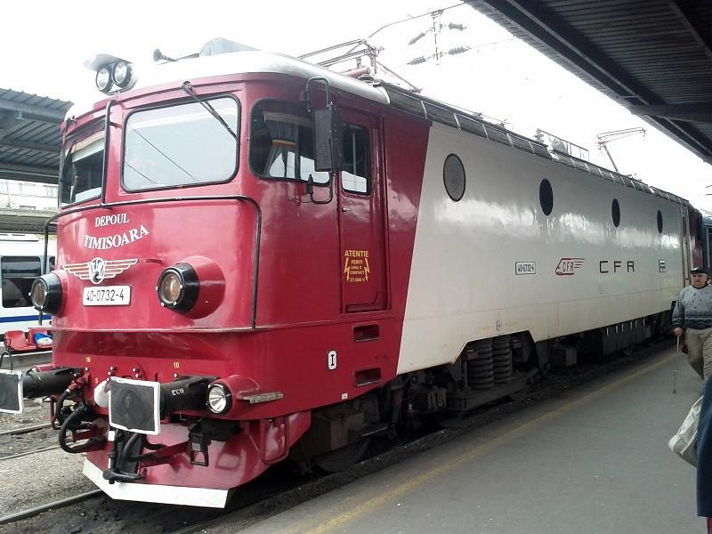 Train to Bucharest