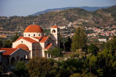 Greek Orthodox Church in Cypress