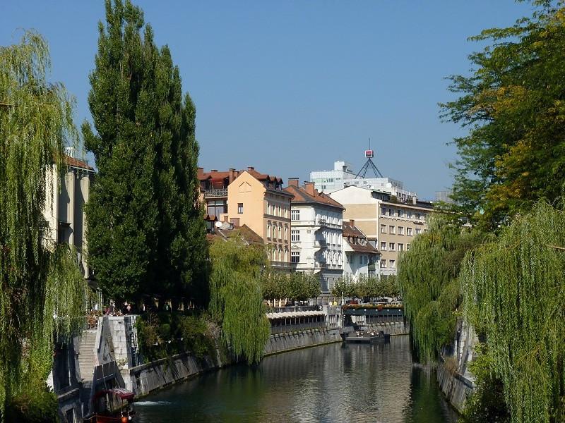 Ljubljanica River, Ljubljana