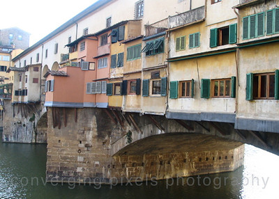 """Ponte Vecchio, Florence"""
