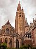 Bruges Cathedral 2, Belgium.
