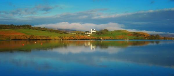 Morning on the Isle of Skye, Scotland
