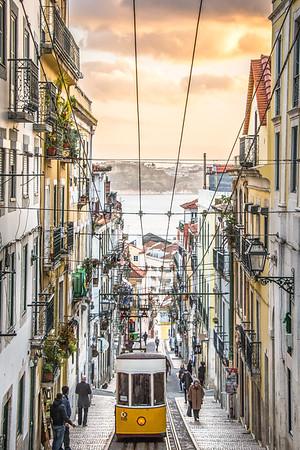 Lisbon Commute