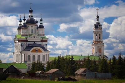 Russian Orthodox Seminary near Penza, Russia