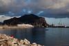 Looking over Palermo Bay, Palermo Sicily