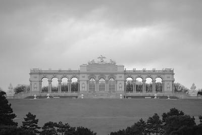 La Gloriette, Schönbrunn Palace. Vienna, Austria.