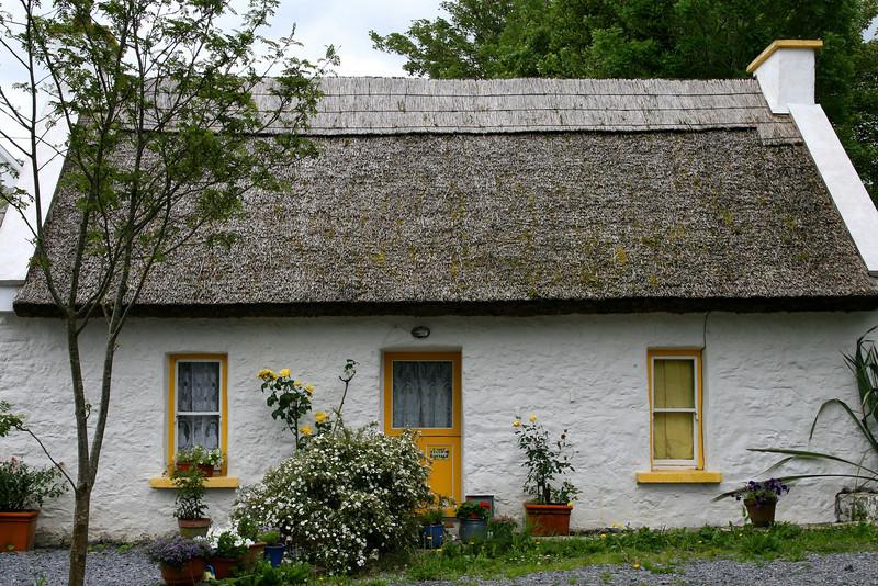 Irish Cottage - Edenderry, Ireland