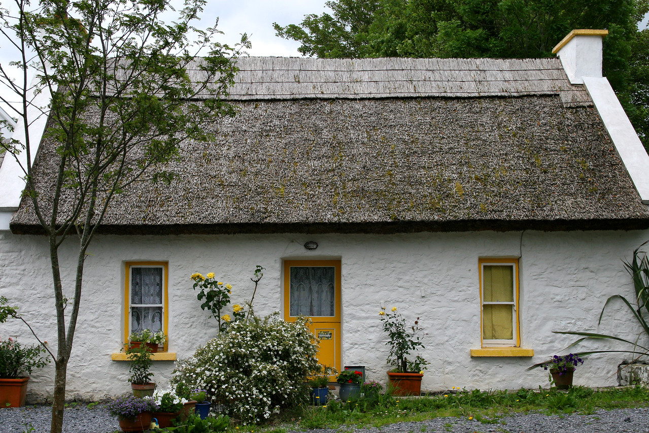 Irish Cottage - Edenderry, Ireland