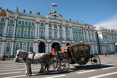 Hermitage Museum / Winter Palace (Государственный Эрмитаж)