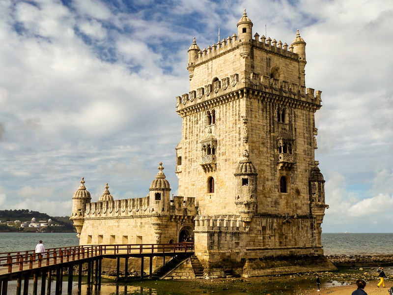 Belem Tower Lisbon 1_111425 copy