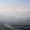Rhine River, Swiss-Liechtenstein Border