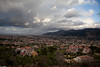 Overlooking Palermo from Monreale, Monreale Sicily