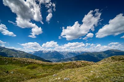 Fiss panorama (Tyrol)
