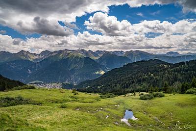 """Serfaus """"Panorama Genussweg"""" (Tyrol)"""
