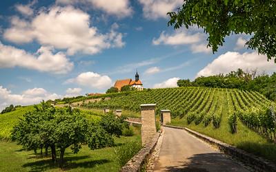 BAYERN: Maria im Weingarten