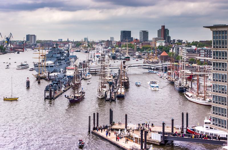 Harbour Festival #2 (Hamburg)