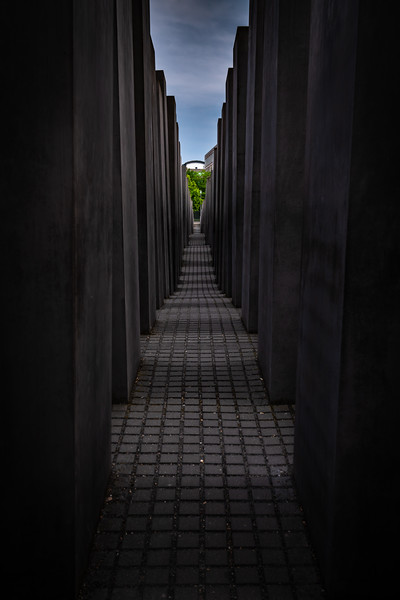 Memorial for the Murdered Jews of Europe (Berlin)