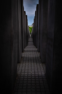 BERLIN: Memorial for the Murdered Jews of Europe