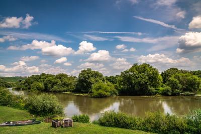 Picnick By The River Main (Bavaria)