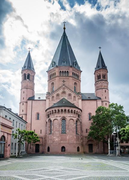 Dom of Mainz (Rheinland Pfalz)