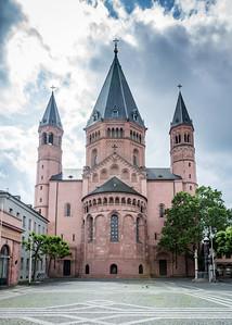 RHEINLAND PFALZ: Dom of Mainz
