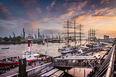 HAMBURG: Harbour Festival