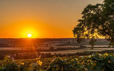 RHEINLAND PFALZ: Nieder Olm Sunset