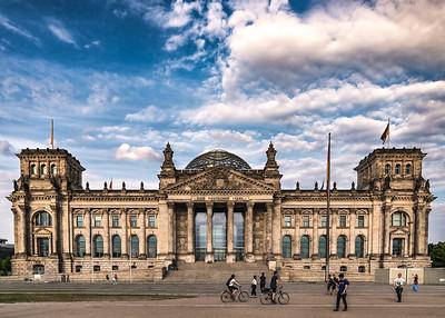 BERLIN: Reichstag / Parliament