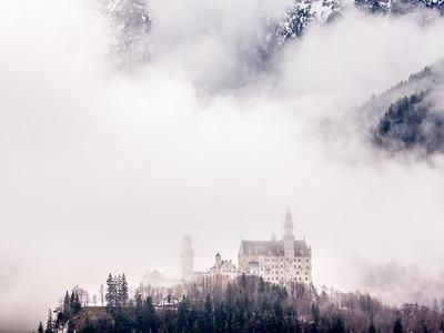 BAYERN: Neuschwanstein
