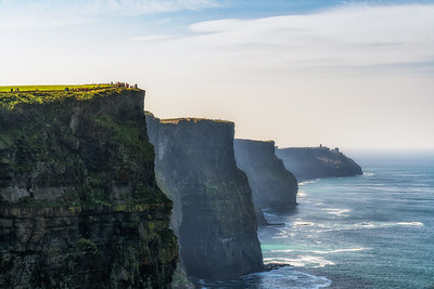Cliffs Of Moher Up Close