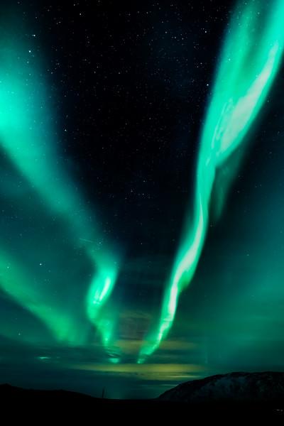 Aurora Streaks